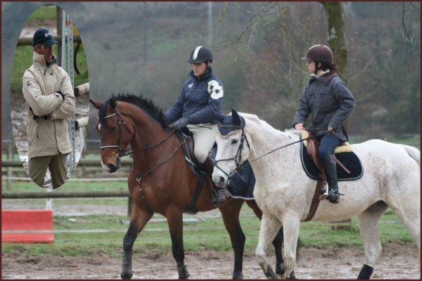 satage obstacle avec eric deyna 233 cuyer du cadre noir de saumur de naveil equitati0n